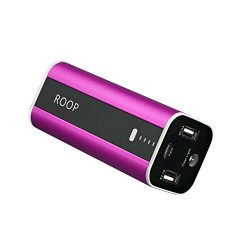 Roop 12000mAh Power Bank Dual USB