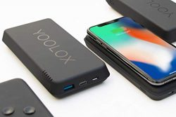 YOOLOX 10k Wireless Power Bank 10000mAh (USB-C)