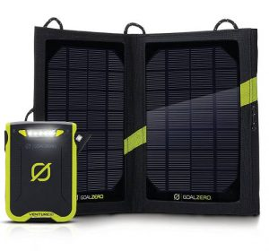 Goal Zero Venture 30 Solar Recharching Kit (Powerbank + Solarpanel)