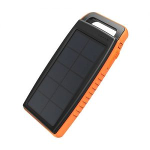 RAVPower 15000mAh Solar Power Bank