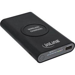 InLine Wireless Power Bank 8000mAh