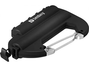 Sandberg Outdoor Karabiner Power Bank 6000mAh