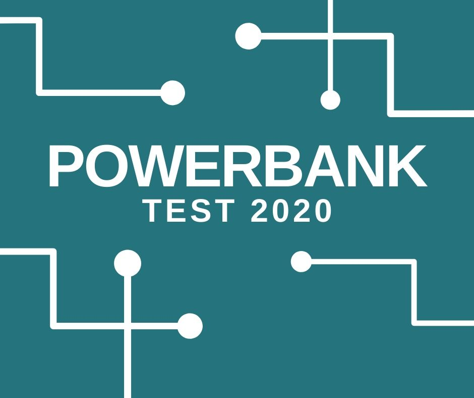 Powerbank Test 2020