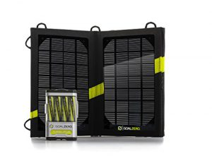 Goal Zero Guide 10 Plus Solar Ladeset (Battery Pack + Solarpanel)