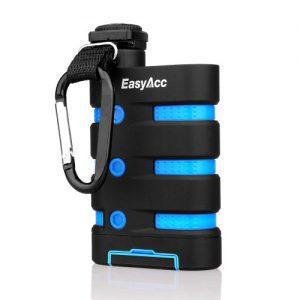 EasyAcc® 9000mAh Wasserdichte Outdoor Power Bank