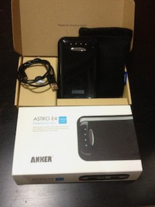 Power Bank von Anker